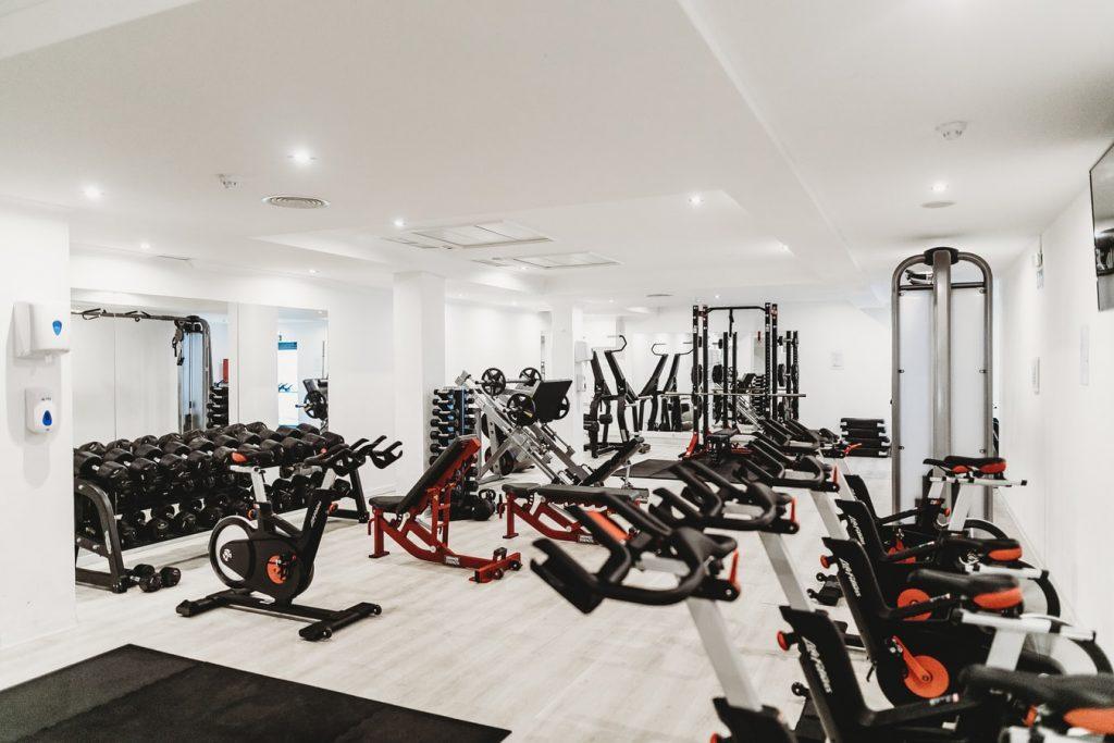 university gym membership