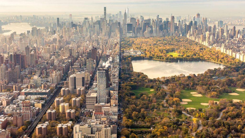 New York studier i USA