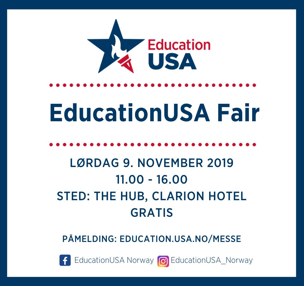 Stipendmuligheter fra skolene som kommer på EducationUSA Fair