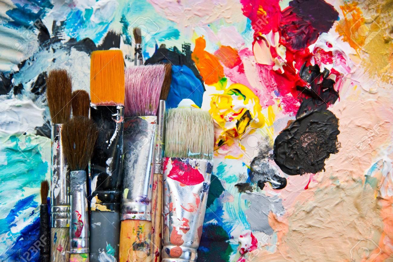 Studere ved kunstskoler i USA
