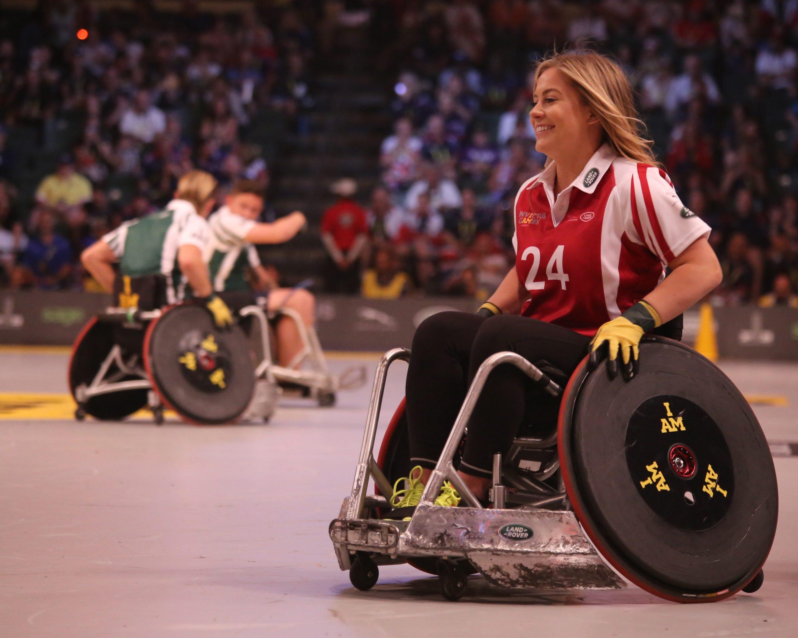 Studier i USA med funksjonsnedsettelse